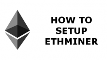 how to setup ethminer